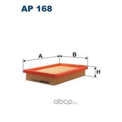 Фильтр воздушный Filtron (Filtron) AP168