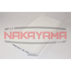 Фильтра салонный (NAKAYAMA) FC175NY