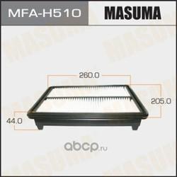 Фильтр воздушный (Masuma) MFAH510