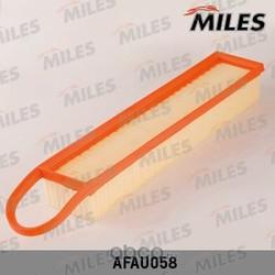 Фильтр воздушный PEUGEOT 308/207/CITROEN C3/C4 1.4/1.6 07- (Miles) AFAU058