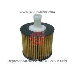 Фильтр масляный элемент (Sakura) EO1101
