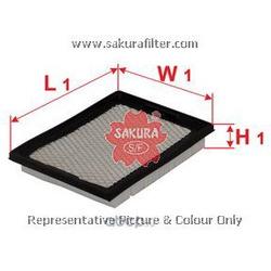 Фильтр воздушный (Sakura) A1676