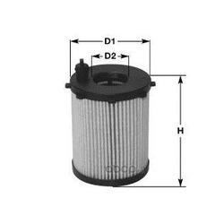 Масляный фильтр (Clean filters) ML059