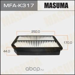 Фильтр воздушный (Masuma) MFAK317
