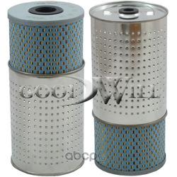 Фильтр масляный двигателя (Goodwill) OG224