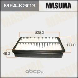 Фильтр воздушный (Masuma) MFAK303