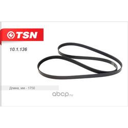 Ремень поликлиновой (TSN) 101136