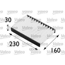 Фильтр, воздух во внутренном пространстве (Valeo) 698255