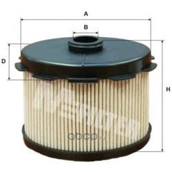 Топливный фильтр (M-Filter) DE3117
