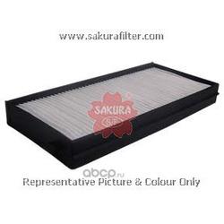 Фильтр салона комплект (Sakura) CA29030