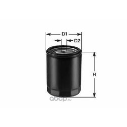 Масляный фильтр (Clean filters) DO1823