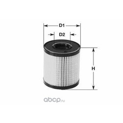 Масляный фильтр (Clean filters) ML1719