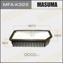 Фильтр воздушный (Masuma) MFAK322