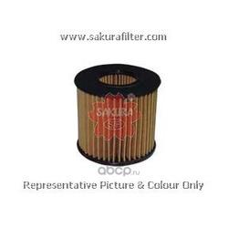 Фильтр масляный элемент (Sakura) EO11080