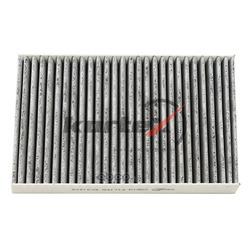 Фильтр салонный NISSAN JUKE/RENAULT FLUENCE 10- (угольный) (KORTEX) KC0102S