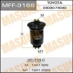 Фильтр топливный (Masuma) MFF3166