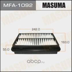 Фильтр воздушный (Masuma) MFA1092