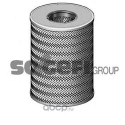 Фильтр масляный двигателя (PURFLUX) L398A