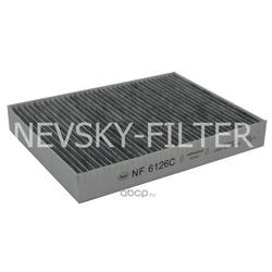 Фильтр салона угольный (NEVSKY FILTER) NF6126C
