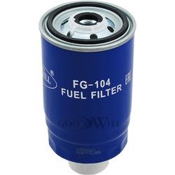 Фильтр топливный (Goodwill) FG104