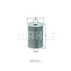 Масляный фильтр (Mahle/Knecht) OX1351D