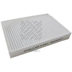 Фильтр, воздух во внутренном пространстве (Mapco) 65109