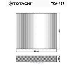 Фильтр салона (TOTACHI) TCA427