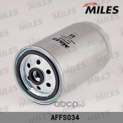 Фильтр топливный HYUNDAI/KIA 2.0/2.2 CRDI (Miles) AFFS034
