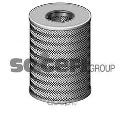 Фильтр масляный двигателя (PURFLUX) L358A
