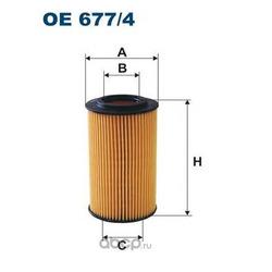 Фильтр масляный Filtron (Filtron) OE6774