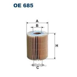 Фильтр масляный Filtron (Filtron) OE685