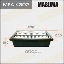 Фильтр воздушный (Masuma) MFAK302