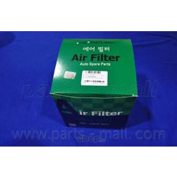 Воздушный фильтр (Parts-Mall) PAA007