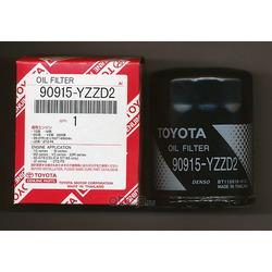 Фильтр масляный (TOYOTA) 90915YZZD2