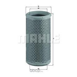 Воздушный фильтр (Mahle/Knecht) LX425