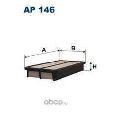 Фильтр воздушный Filtron (Filtron) AP146