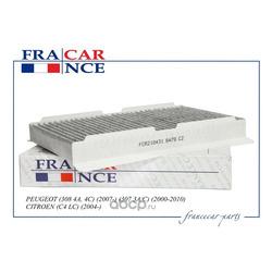Фильтр салонный угольный (Francecar) FCR210431