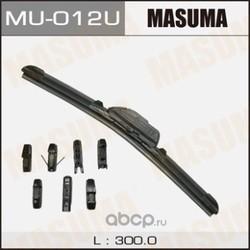 Щетка плоская! 200mm универсальная (Masuma) MU012U