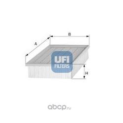 Воздушный фильтр (UFI) 3016800