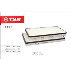 Фильтр салона (TSN) 9781
