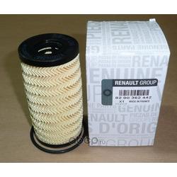 Масляный фильтр (RENAULT) 8200362442