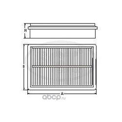 Салонный фильтр Мазда CX-9