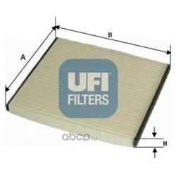 Фильтр, воздух во внутренном пространстве (UFI) 5305000