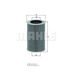 Масляный фильтр (Mahle/Knecht) OX436D