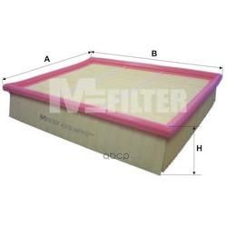 Фильтр воздушный (M-Filter) K372