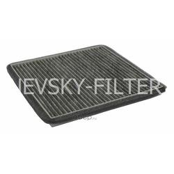 Фильтр очистки воздуха салона с активированным углем (NEVSKY FILTER) NF6148C