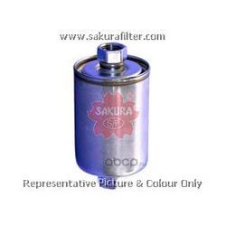 Фильтр топливный (Sakura) FS2302