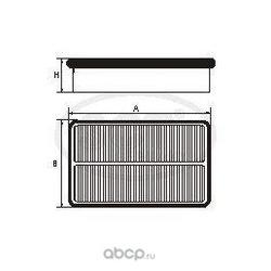 Воздушный фильтр (SCT) SB2264