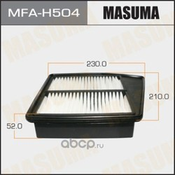 Фильтр воздушный (Masuma) MFAH504