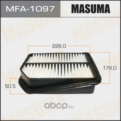 Фильтр воздушный (Masuma) MFA1097